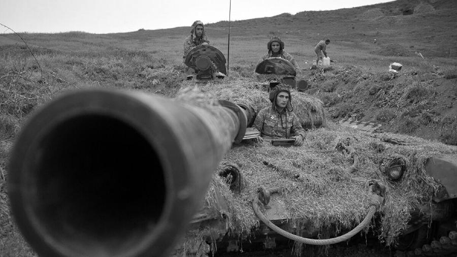 Azerbaiyan Armenia conflicto armado la-tinta