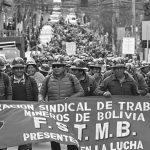 """Bolivia: """"El pueblo está activo"""""""
