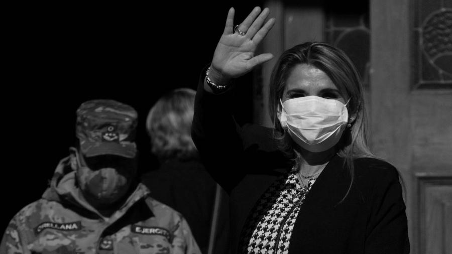 Bolivia coronavirus presidenta de facto la-tinta