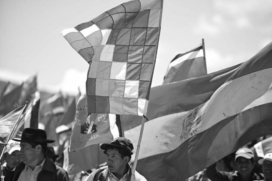 Bolivia movimientos sociales la-tinta