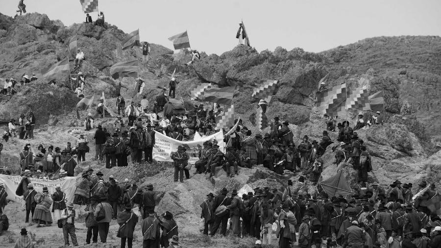 Bolivia movimientos sociales sindicatos la-tinta