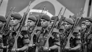 Los militares brasileños juegan a un muy peligroso TEG latinoamericano