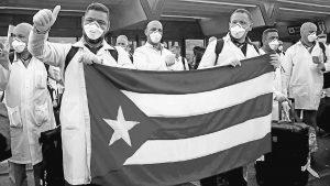"""Cuba: """"Un país exportador de solidaridad, no de guerra"""""""