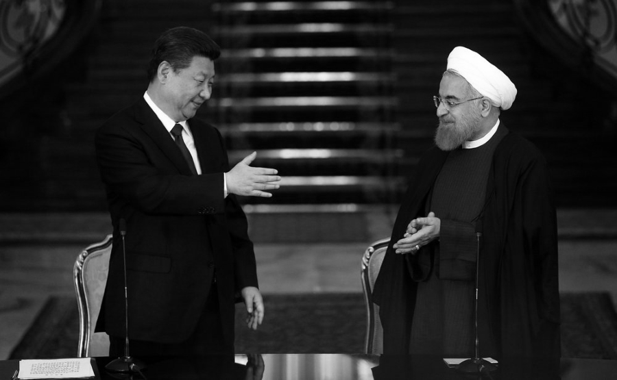 Irán China presidentes la-tinta