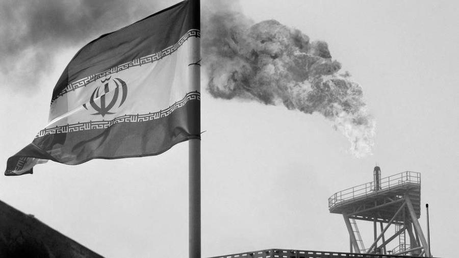 Iran refineria petroleo la-tinta