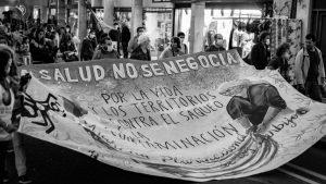 """""""No hay posibilidad de una sociedad con justicia social si no hay justicia ambiental"""""""