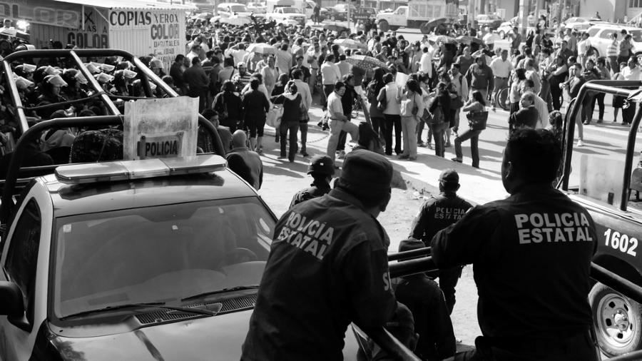 Mexico masacre San Mateo del Mar la-tinta