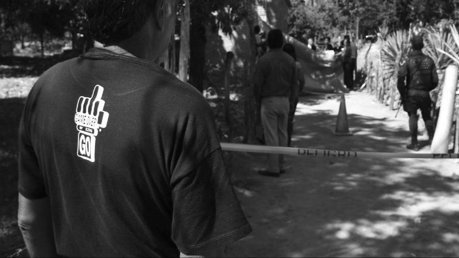 Mexico masacre comuneros Oaxaca la-tinta