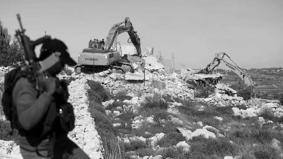 Palestina Valles de Jordan ocupacion israeli la-tinta