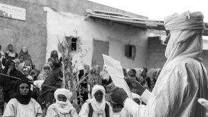 Un alfabeto para los hijos del Sáhara