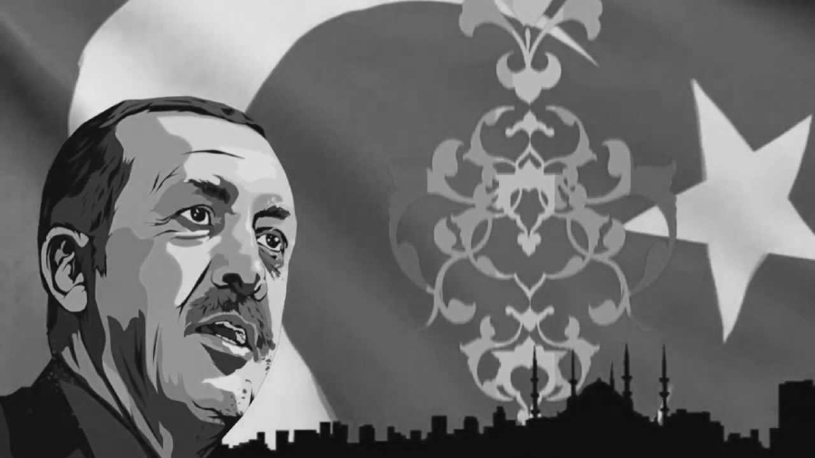 Turquia Erdogan imperio otomano la-tinta