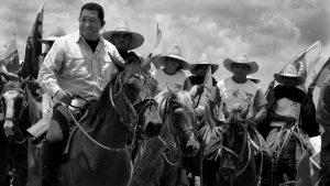 """Hugo Chávez en """"tierra santa"""""""