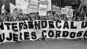 Intersindical de Mujeres Córdoba en alerta por los ajustes en la Municipalidad