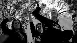 """Vecinas de VUDAS: """"Nos da fuerza que reconozcan nuestra ardua lucha"""""""