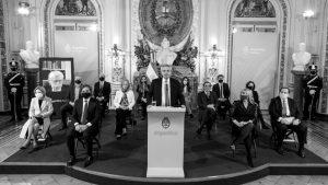 El Gobierno Nacional presentó su propuesta de Reforma Judicial