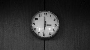 Los tiempos en cuarentena