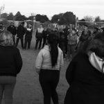 Toma comunitaria y represión en terrenos fiscales de Estación Ferreyra