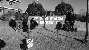 San Antonio: reiteran pedido de desmantelamiento de una antena de telefonía