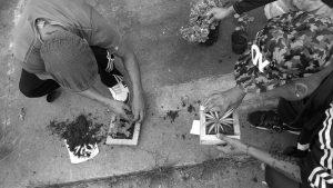 Reverdecer detrás de los muros: jardinería y huerta para la reinserción laboral