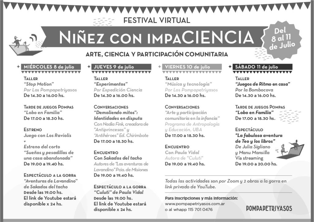 teatro-comunitario-pompapetriyasos-festival-niñez-clown-1