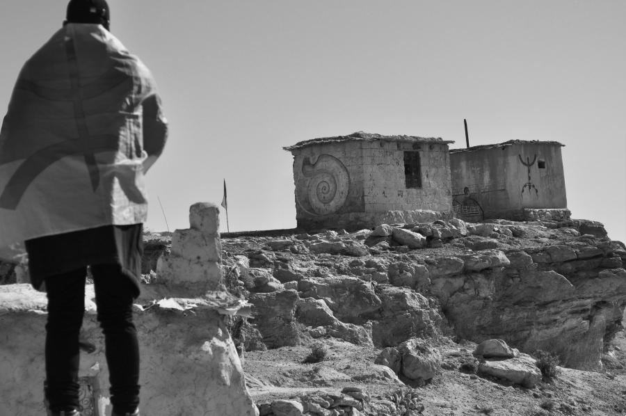 Africa pueblo amazigh la-tinta