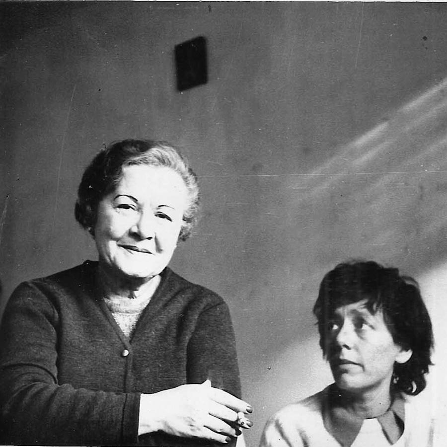 Alejandra-Pizarnik-madre-retrato-Ana-Becciu