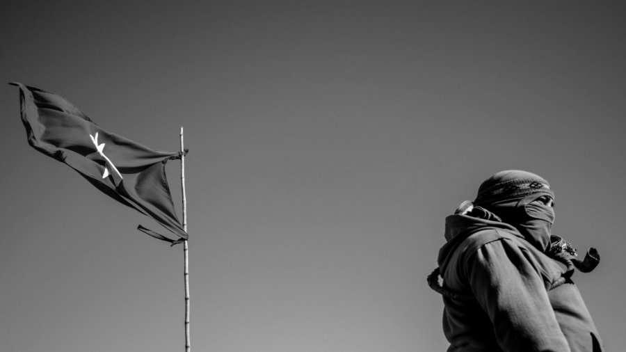 Argentina mapuche bandera la-tinta