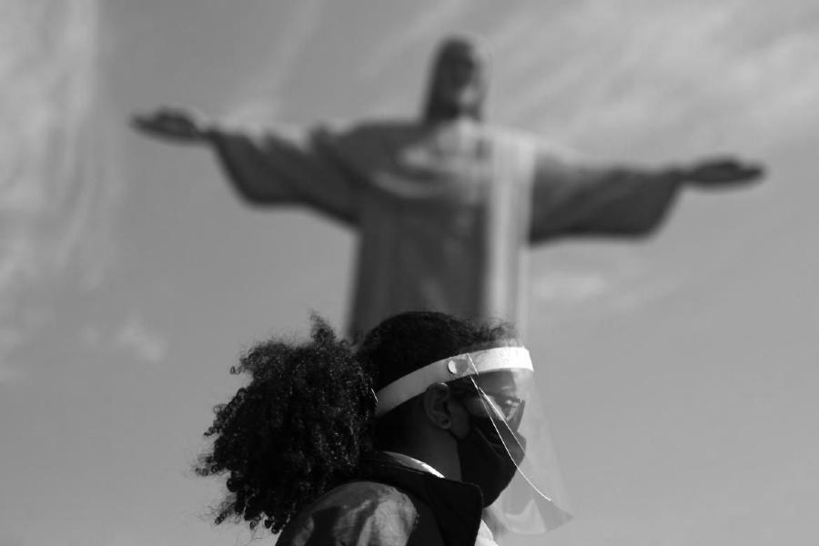 BRasil pandemia coronavirus Rio de Janeiro la-tinta