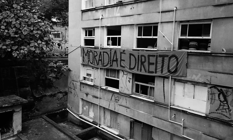 Brasil moradia casa tomada la-tinta
