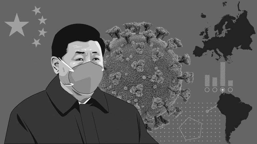 China America Latina coronavirus la-tinta