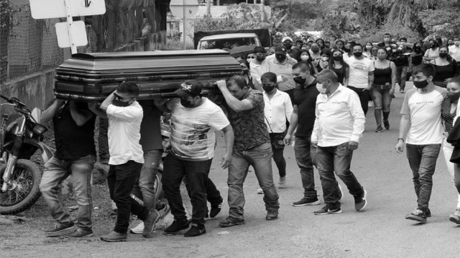 Colombia jovenes asesinados la-tinta