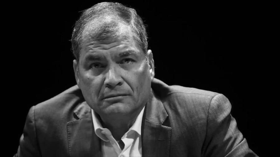 Ecuador Rafael Correa candidato la-tinta