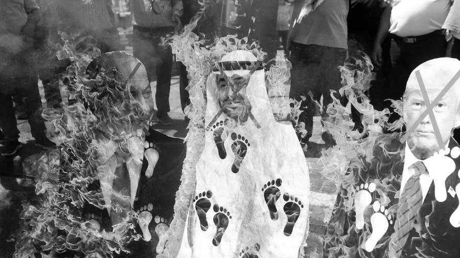 Emiratos Arabes Unidos Israel la-tinta