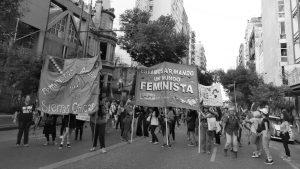 Las feministas andan Sierras Chicas