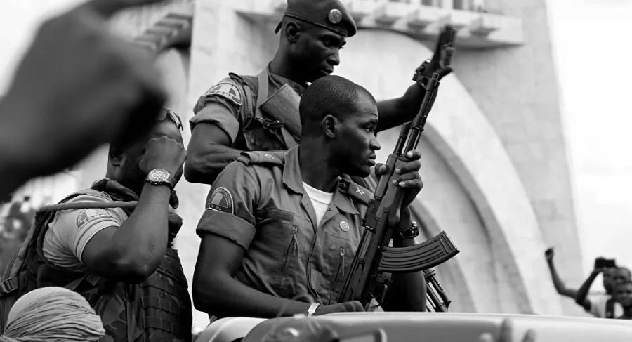 Mali militares golpe de Estado la-tinta