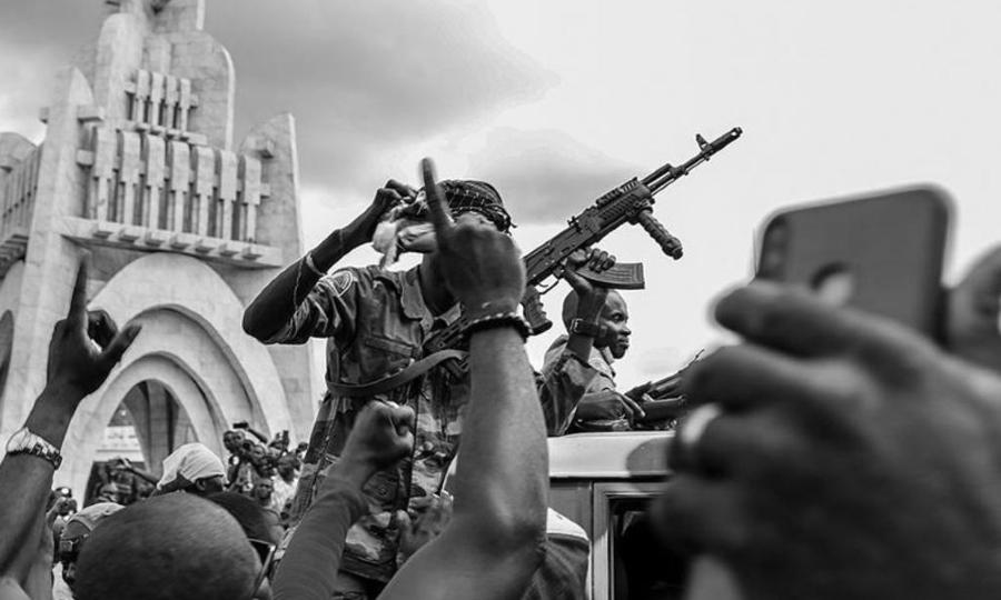 Mali militares golpe la-tinta
