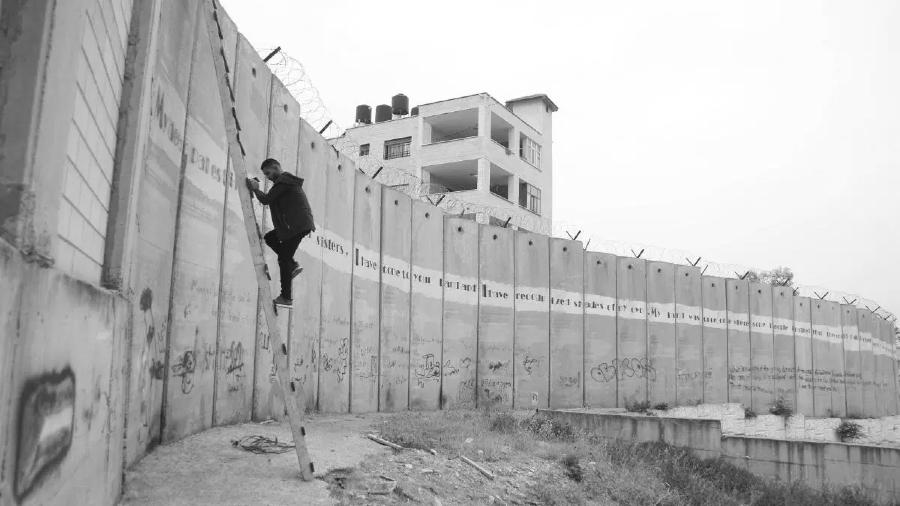 Palestina muro de separacion israelí la-tinta