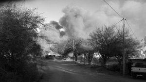 Copacabana: el punto crítico del incendio y el abandono de las autoridades provinciales