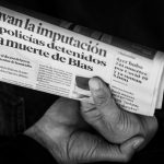 """Caso Blas: la ilegitimidad de la violencia policial cuando no se trata de """"cuerpos matables"""""""