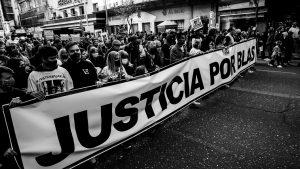 Fotogalería: una multitud pidió Justicia por Blas