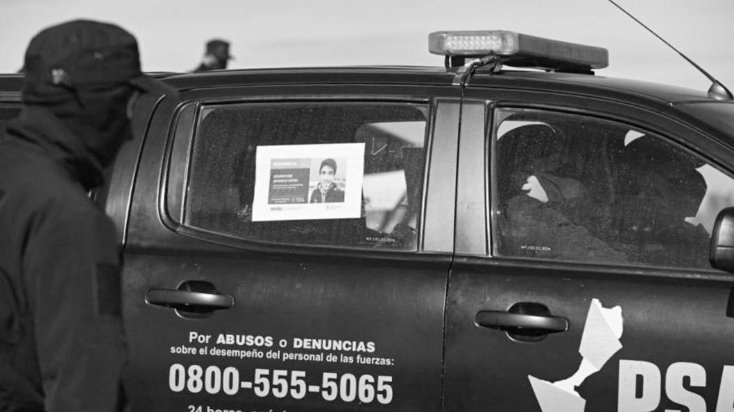policía-bonaerense-psa-federal-facundo-astudillo
