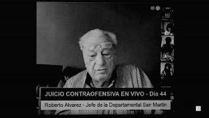 Juicio a represores: reconoció a uno de sus secuestradores a través de la TV
