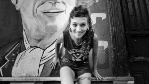 Cuchá: Sol Pereyra