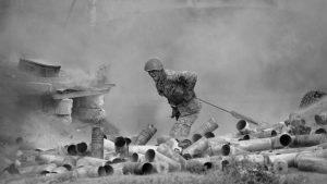 """""""Con esta guerra, Azerbaiyán desvía la atención de sus problemas internos"""""""