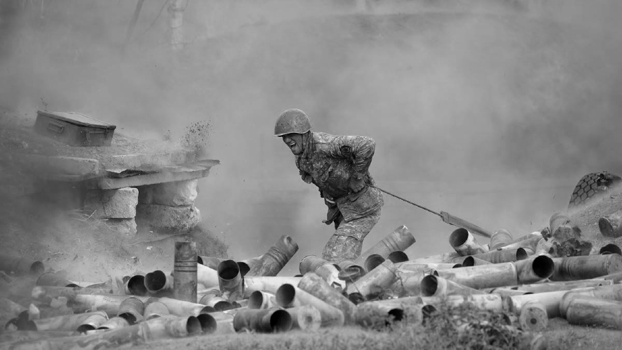 Armenia Azerbaiyan combates la-tinta