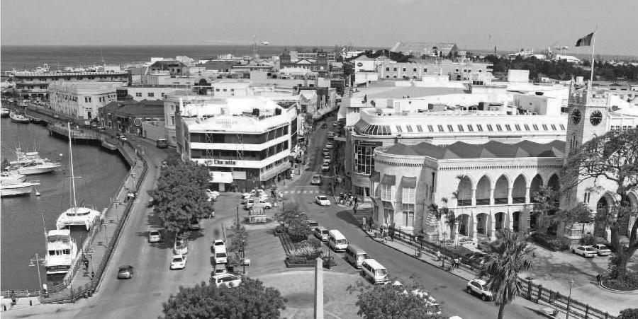 Barbados capital del pais la-tinta