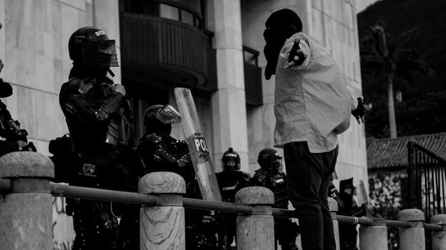 Colombia movilizacion contra la policia la-tinta
