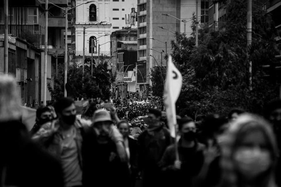 Colombia movilizaciones contra la represion policial la-tinta