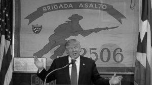 La historia no contada de Trump y la brigada mercenaria 2506