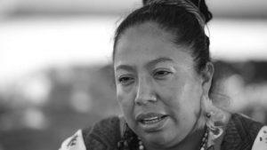 """Lorena Cabnal: """"Tejernos en conciencia para sanar la vida"""""""